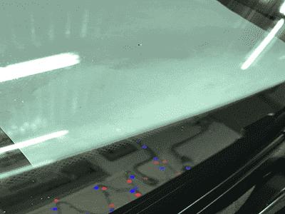 Удаление трещин на лобовом стекле